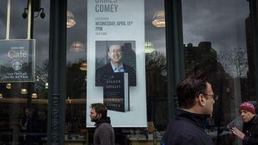 Sortie du livre sur Donald Trump: l'ancien directeur du FBI repousse les critiques