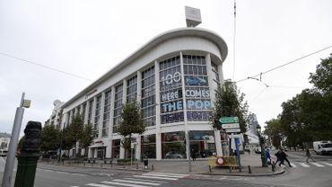 Le bâtiment Citroën