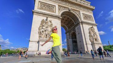 L'Arc de Triomphe va être emballé par Christo en 2020