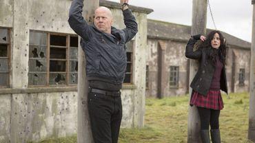 """Bruce Willis et Mary-Louise Parker seront en mauvaise position dans """"RED 2"""""""