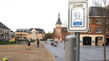 Le Nivellois sanctionné ne pourra plus fréquenter les rues du centre pendant un mois, mais l'interdiction peut être renouvelée deux fois si nécessaire.