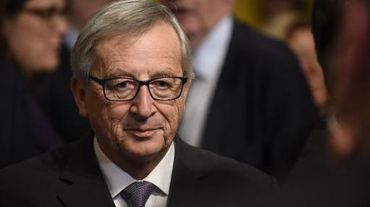 Le président de la Commission européenne, ex-Premier ministre du Luxembourg, Jean-Claude Juncker, le 10 décembre 2014 à Luxembourg
