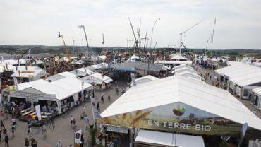 Foire agricole de Libramont : Un peu moins de 200.000 visiteurs pour la 85e édition de la Foire de Libramont