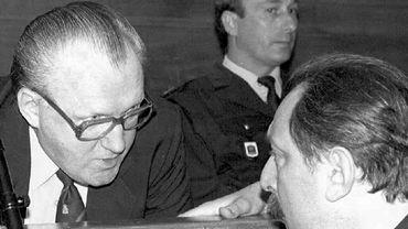 """Willy Van Coppernolle entendu dans le cadre du dossier des """"Disparus de l'Isère"""""""