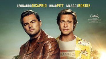 """En France, le neuvième film de Quentin Tarantino, """"Once Upon a Time in Hollywood"""", a dépassé les deux millions d'entrées au box-office."""