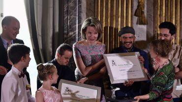 Le Prix Reine Mathilde récompense pour la première fois deux lauréats
