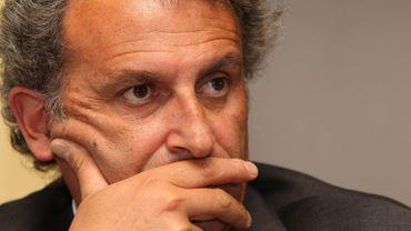 Antonio Imborgia quitte Eupen