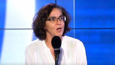 Elena Aoun, professeure et chercheure en relations internationales à l'Université catholique de Louvain