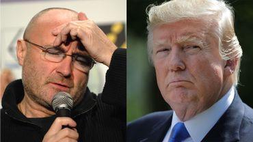 Phil Collins: une nouvelle ordonnance de cesser et de s'abstenir contre Donald Trump
