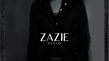 """Le nouvel album de Zazie, """"Cyclo"""", attendu dans les bacs le 18 mars"""