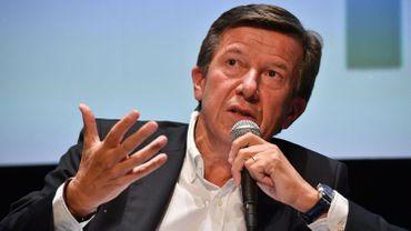 Le président-directeur général du groupe TF1, Gilles Pélisson.