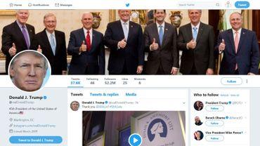 Donald Trump ne peut pas bloquer ses détracteurs sur Twitter, au nom du premier amendement