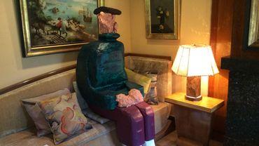 """Exposition """"Présent"""" au Musée Van Buuren"""