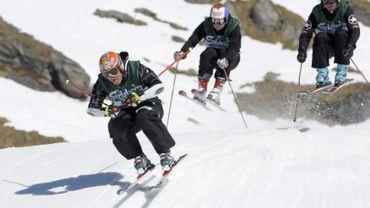 Les européens vont moins skier en Suisse