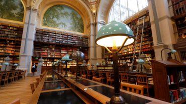 Plus de 1200 ouvrages volés par les nazis sont retrouvés dans la bibliothèque de l'INHA en France