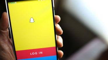 Snapchat permet d'envoyer des photos sur lesquelles on peut ajouter des filtres amusants.