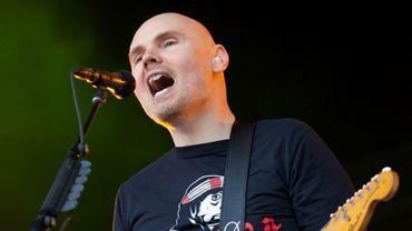Le leader des Smashing Pumpkins, Billy Corgan
