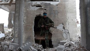 Conflit en Syrie - Les deux principaux groupes rebelles de la Ghouta d'accord pour une trêve
