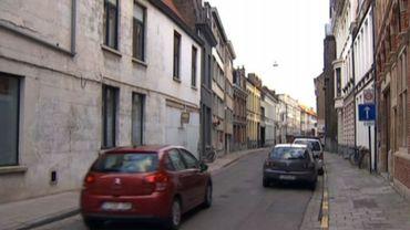 Une maison squattée par des Roms à Gand créé la polémique en Flandre