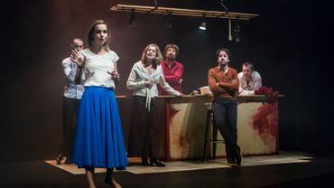 Soufi, mon amour au Théâtre des Martyrs