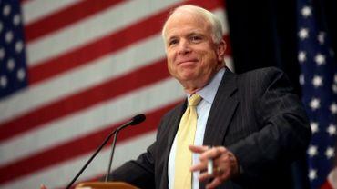 Bientôt un film sur John McCain?