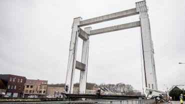 Affaissement d'un pont à Grimbergen: les réparations du pont de Humbeek-Sas débutent mardi