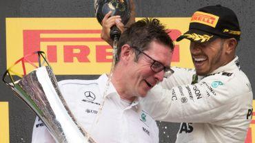 Mercedes a annoncé lundi qu'Andy Cowell, directeur du département moteur de l'écurie de Formule 1, allait quitter ses fonctions à la fin du mois de juin.