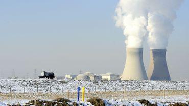 La centrale nucléaire de Doel