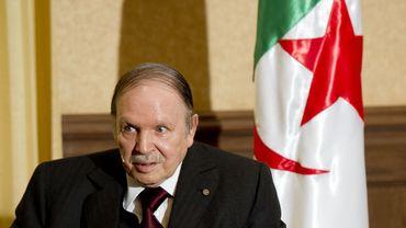 """Bouteflika """"demande pardon"""" aux Algériens dans une lettre d'""""adieux"""""""
