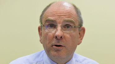 Le ministre de la Justice Koen Geens