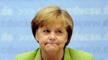 Angela Merkel le 29 juin dernier