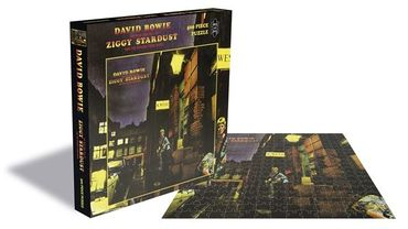 David Bowie en 500 pièces