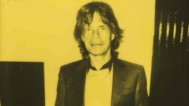 """Mick Jagger"" par Jack White pour The Impossible Project"
