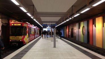 La station Gazomètre flambant neuve