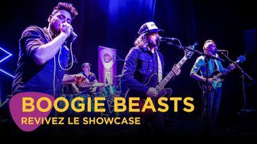 Boogie Beasts : le showcase