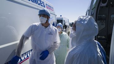 Coronavirus en France: la région Grand Est compte plus de1000 morts