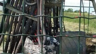 Les radios de la RTBF fortement perturbées par un incendie