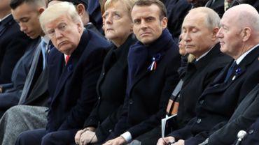 """""""Make France Great Again"""": Trump attaque Macron sur Twitter"""