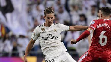 Espagne: l'Atlético recrute le milieu Marcos Llorente, formé au Real