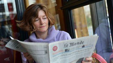 Natalie Nougayrede, première femme élue à la direction du journal Le Monde