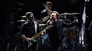 Des photos du concert de U2 en Inde