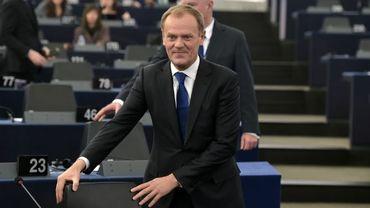 Donald Tusk: l'UE a deux mois pour maîtriser la crise migratoire
