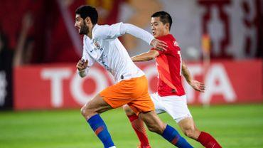 Fellaini contribue à la qualification en finale de la Coupe de Shandong Luneng