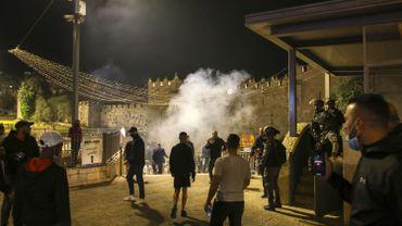Jérusalem: flambée de violence suite à une manifestation de juifs extrémistes dans les quartiers arabes