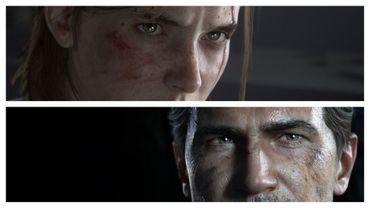 """Ellie de """"The last of Us"""" et Nathan Drake d'""""Uncharted"""", deux grosses licences Playstation."""