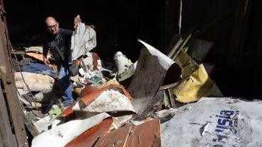 Pays-Bas: de nouveaux restes de victimes du MH17 ont été retrouvés