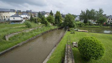 Meix-devant_Virton avait déjà connu des inondations en 2016.