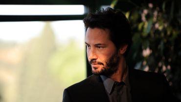 """Keanu Reeves est actuellement à l'affiche de """"47 Ronin"""", film fantastique d'arts martiaux"""
