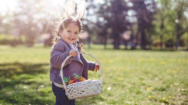 Pâques à la maison