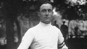 Nedo Nadi en 1919